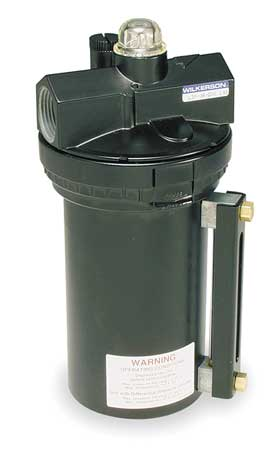 Air Line Lubricator, 1 In, 374 cfm, 200 psi