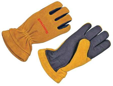 Firefighters Gloves, S, Kangaroo, PR