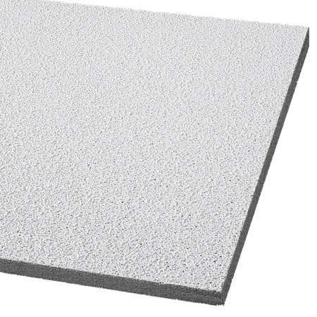 "Ceiling Tile, 24"" W, 48"" L, 5/8"" Thick, PK12"
