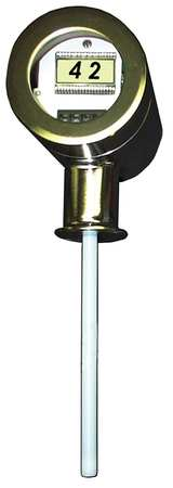Sanitary Level Transmitter, 2 In.