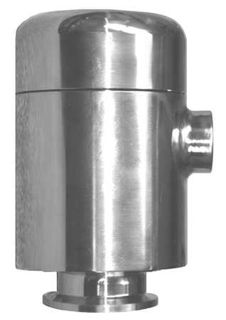Sanitary Transmitter, 1-1/2 In., 200psi
