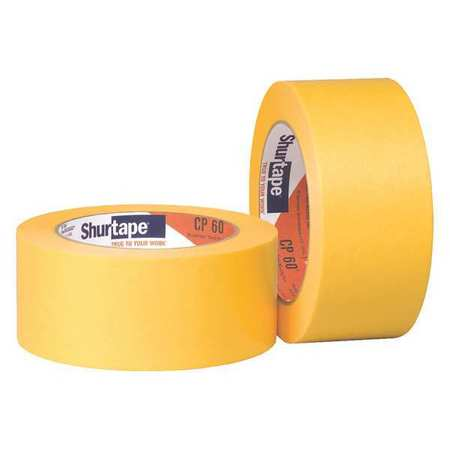 Masking Tape, Yellow, 48mm x 55m