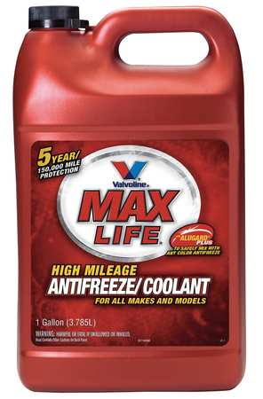 Antifreeze Coolant, 1 gal., Concentrated
