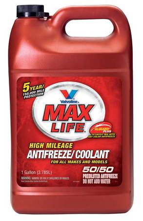 Antifreeze Coolant, 1 gal., RTU
