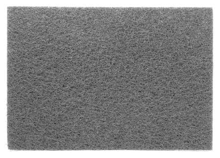 Stripping Pad, 28 In x 14 In, Black, PK10