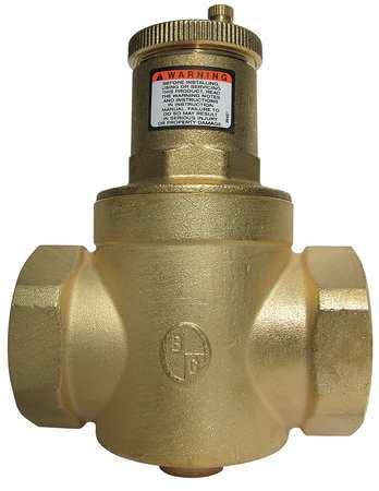 Enhanced Air Separator, Brass, 2 In.