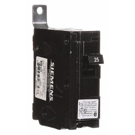 1P Standard Bolt On Circuit Breaker 25A 120/240VAC