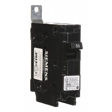 1P Standard Bolt On Circuit Breaker 50A 120/240VAC