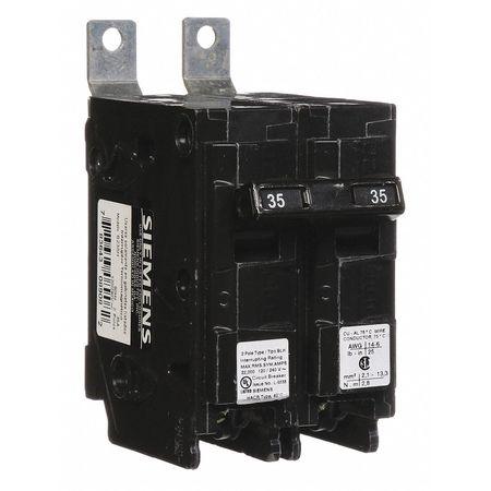2P Standard Bolt On Circuit Breaker 35A 120/240VAC