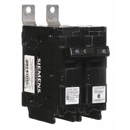 2P Standard Bolt On Circuit Breaker 45A 120/240VAC
