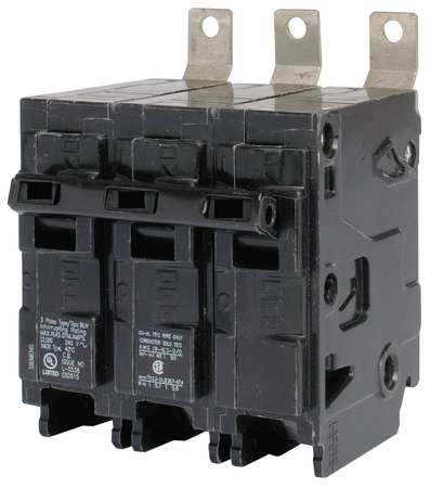 3P Standard Bolt On Circuit Breaker 15A 240VAC