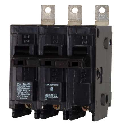 3P Standard Bolt On Circuit Breaker 45A 240VAC