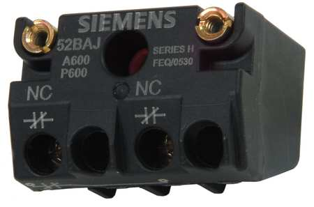 Contact Block, 1NC, 30mm