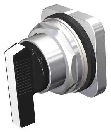 Non-Illum Selectr Swtch, 30mm, 2 Pos, E Lvr