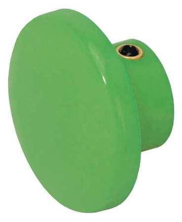Mushroom Head, 30mm, Green