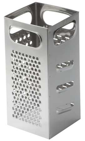 Square Grater,  S/S