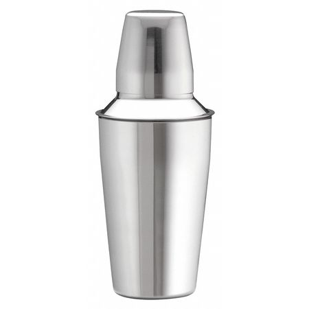 Bar Shaker 3 Piece,  28 Oz. Stainless Steel PK12