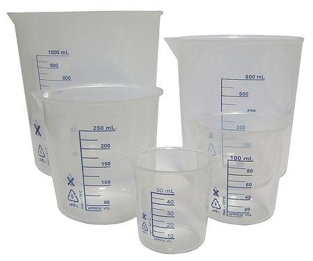 Beaker Starter Kit, Polypropylene