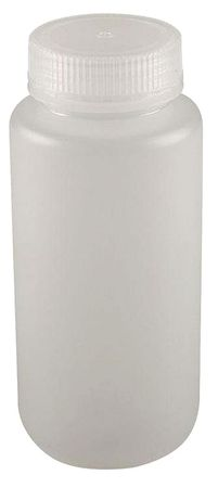 Environmental Sample Bottle, 1000 mL, Pk50