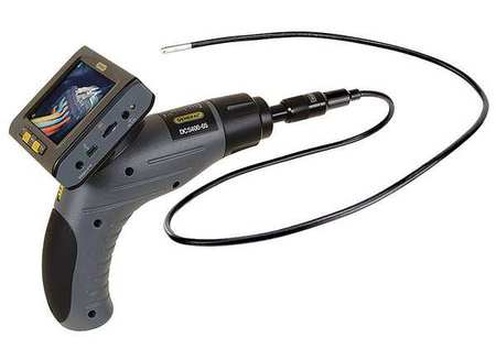 Video Borescope, 3.5 In, 39 In Shaft