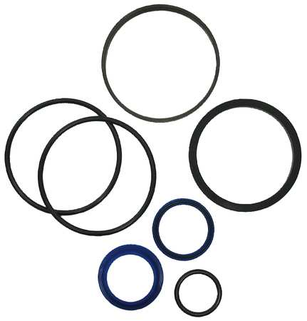 Seal Kit, For 1.5 In Bore Welded Cylinder