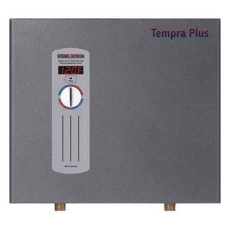 208/240VAC Electric Tankless Water Heater 18, 000/24, 000W,  Commercial