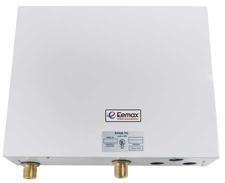 Electric Tankless Water Heater, 208VAC