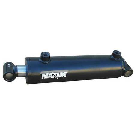Hyd Cylinder, 4 In Bore, 10 In Stroke