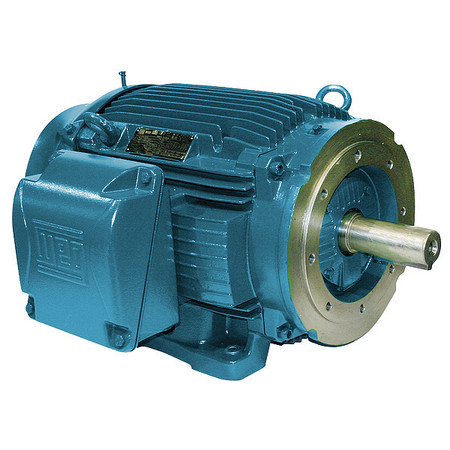 Mtr, 3 Ph, 25 HP, 1765, 208-230/460, Eff 93.6