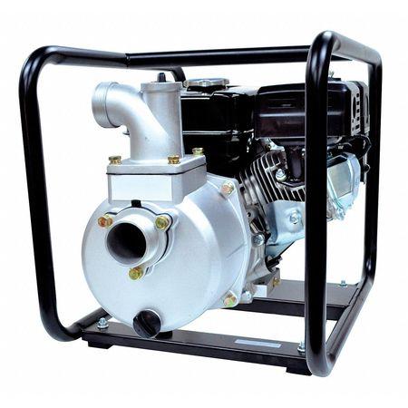 Engine Driven Pump, 5-1/2 HP, 2 NPT