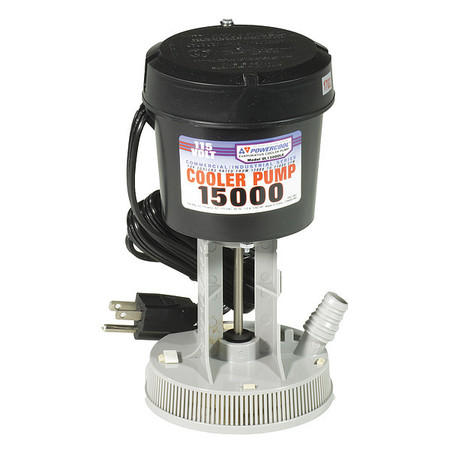 Re-Circulating Pump, 1.2A, 115V