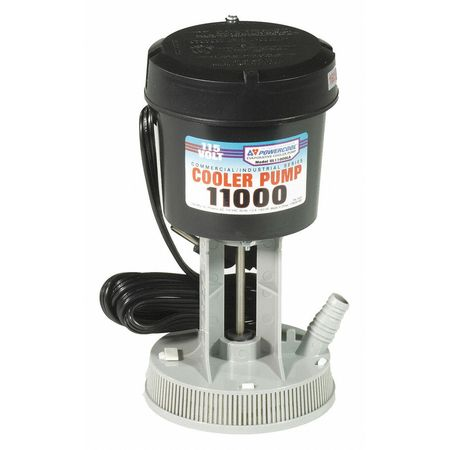 Re-Circulating Pump, 115V, 1.2A
