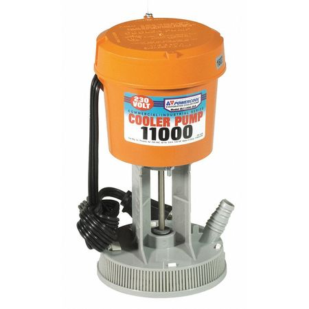 Re-Circulating Pump, 230V, 0.85A