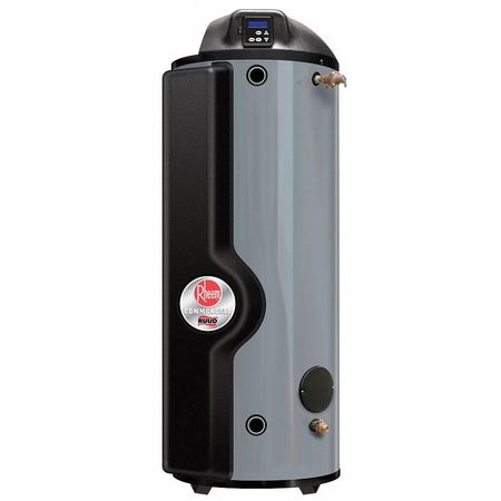 NG Commercial High Efficiency Gas Water Heater 100 gal.,  120VAC,  130000 BtuH