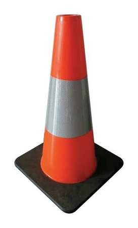 Traffic Cone, 18In, Orange