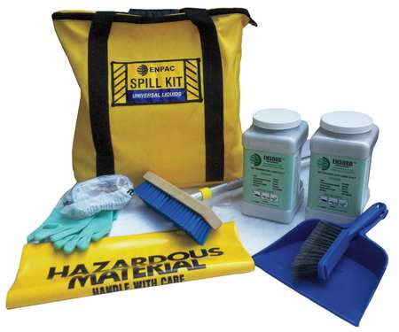 Vehicle Spill Kit,  Chem/Hazmat