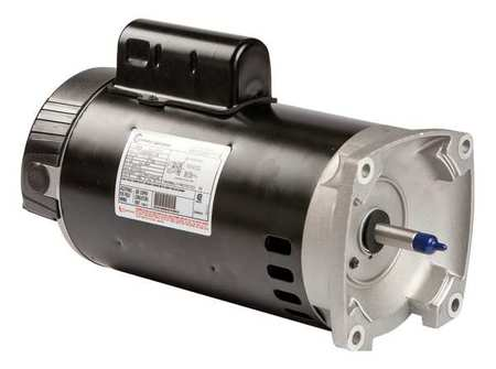 Pump Motor, 1-1/2 HP, 3450, 115/230 V, 56Y