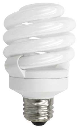 TCP 18W,  T3 Screw-In Fluorescent Light Bulb