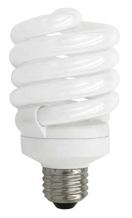 TCP 23W,  T3 Screw-In Fluorescent Light Bulb