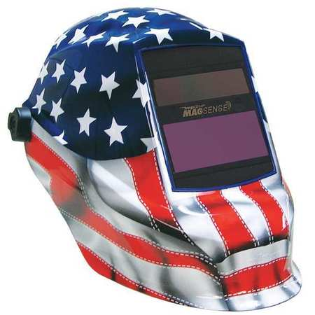 Welding Helmet, Shade 9 to 13