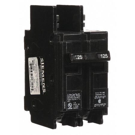 2P Standard Bolt On Circuit Breaker 125A 120/240VAC