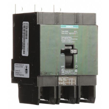 3P Standard Bolt On Circuit Breaker 30A 277/480VAC