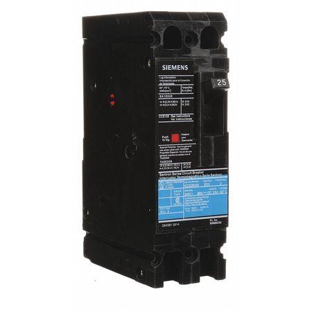 2P Standard Circuit Breaker 25A 240VAC