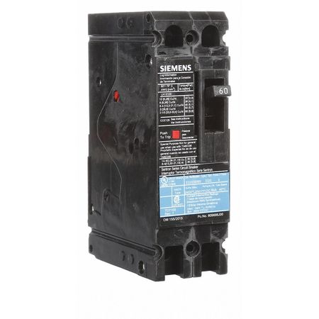 2P Standard Circuit Breaker 60A 240VAC