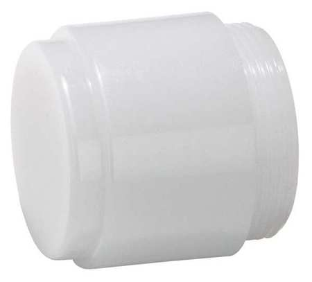 Push Button Cap, Illuminated, 30mm, White