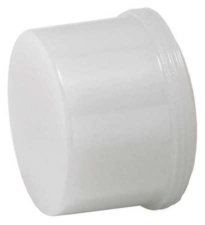 Pilot Light Lens, 30mm, White, Plastic
