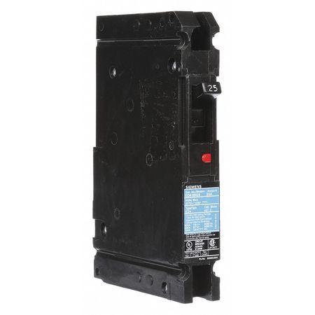 1P Standard Circuit Breaker 25A 120/277VAC