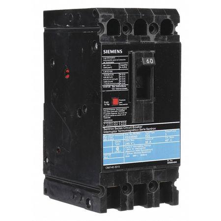 3P Standard Circuit Breaker 60A 240VAC