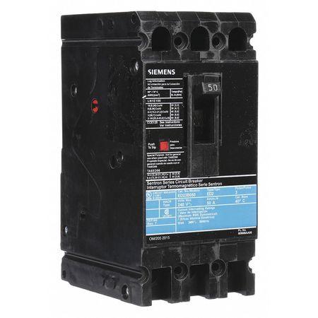 3P Standard Circuit Breaker 50A 240VAC