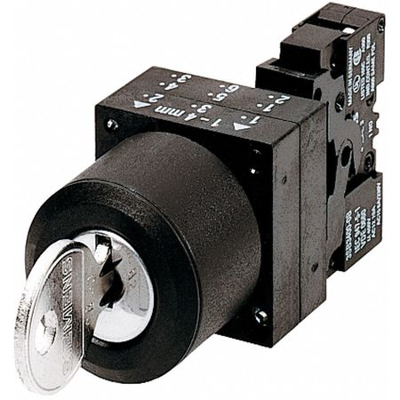 Non-Illum Selector Switch, 10A at 300VAC